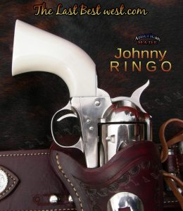 Johnny Ringo Leather Holster