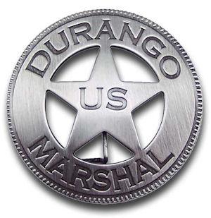 U.S. Marshal Durango