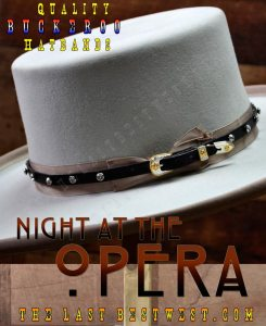 Night at the Opera Hat Band