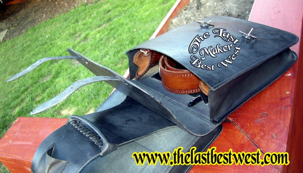 Executive Handmade Saddle Bags