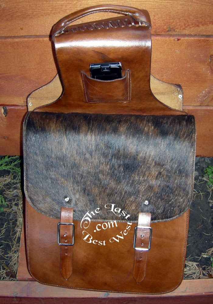 Executive Saddle Bags