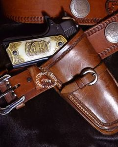 Leather Service Holsters