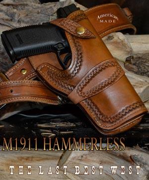M1911 Hammerless Holster