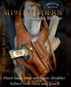 m1911 Modern Shoulder Holster