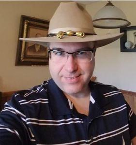 Chris Roughrider Hat