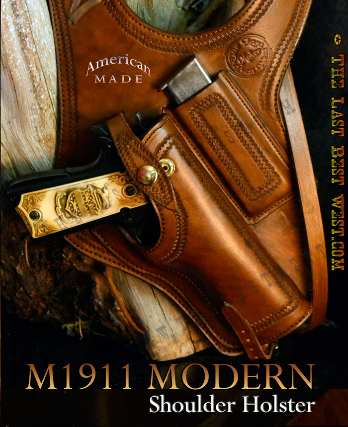 M1911 Modern Shoulder Holster
