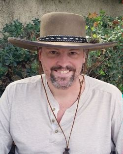 Our Everett Hitch hat from the movie Appaloosa