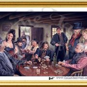Cowboy Pictures Aces and Eights poster