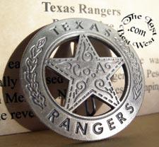 Texas Ranger Co. A
