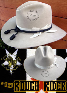 The Last Best Cowboy Hat