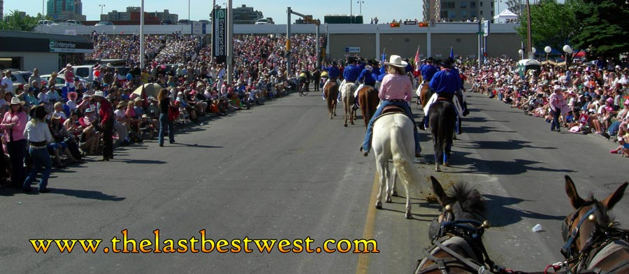 Stampede Parade 2007