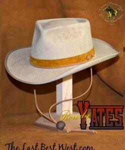 Rowdy Yates classic cowboy hat