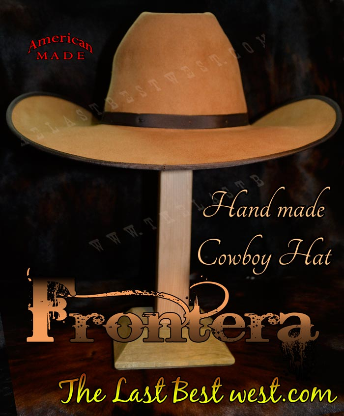 Frontera Movie Hat