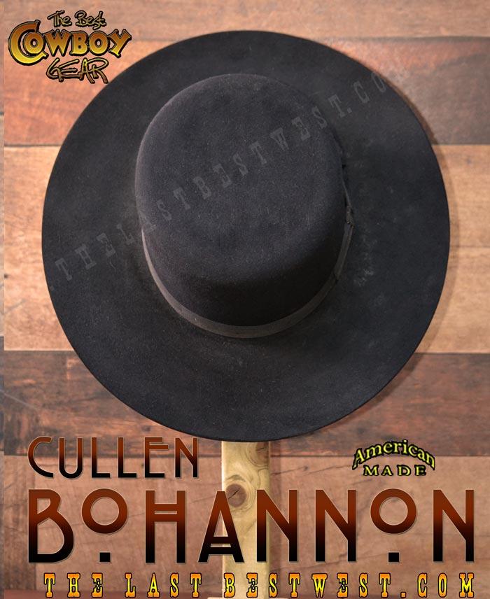 Bohannon Cowboy Hat