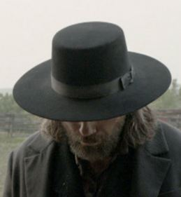 Anson Mount as Cullen Bohannnon