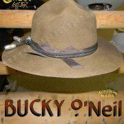 Bucky O'Neil Rough Rider Hat