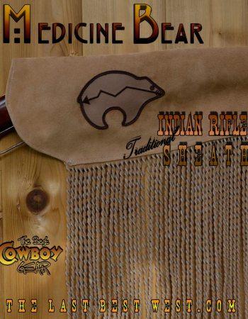 Medicine Bear Rifle Sheath