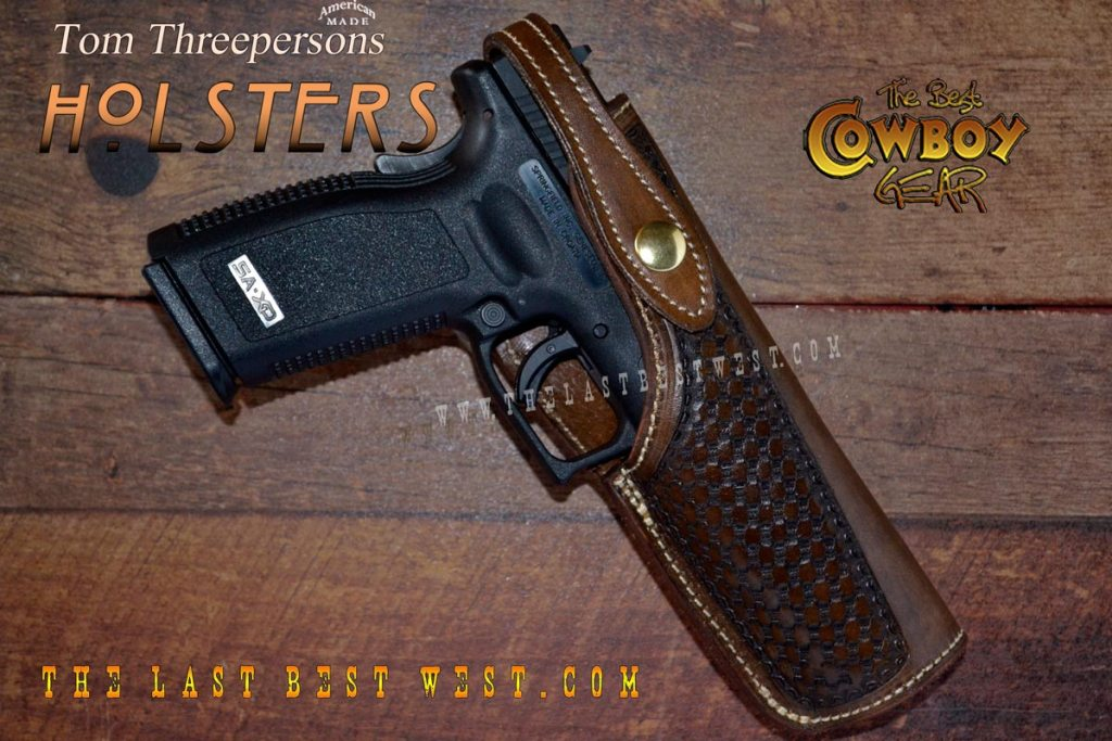 Modern 1911 Leather Holster