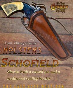 Threepersons Schofield Holster
