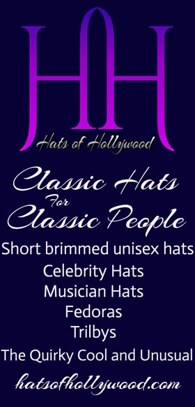 Hats of Hollywood