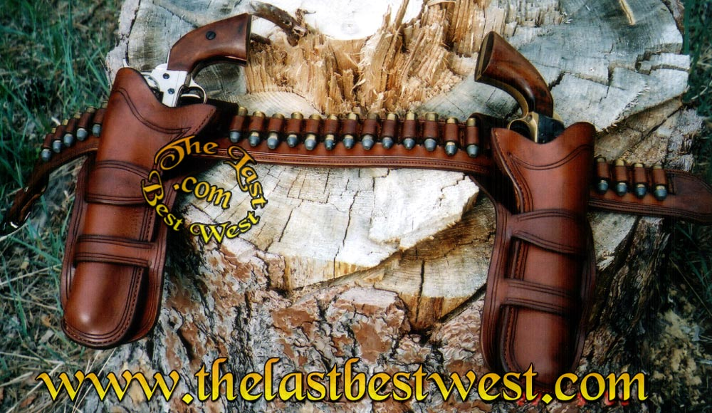 Old West Holsters