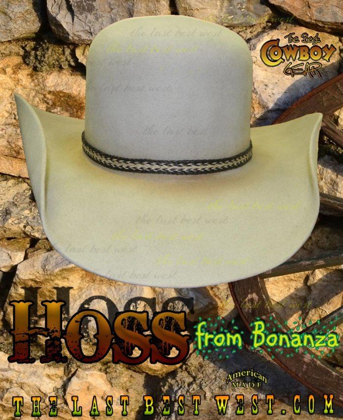 Hoss Cowboy Hat