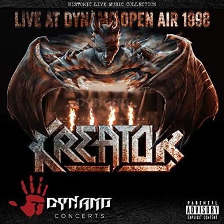 Pantera - Live At Dynamo Open Air 1998 (2018) at The Last
