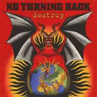 No Turning Back - Destroy (2019)