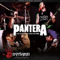 Pantera - Live At Dynamo Open Air 1998 (2018)