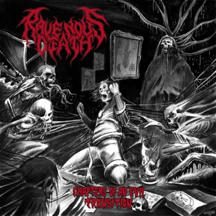 Ravenous - Eat The Fallen (2019) at The Last Disaster