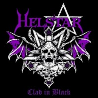 Helstar - Clad in Black (2021)