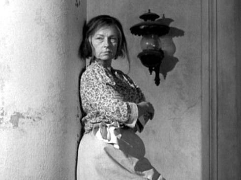 Agnes Moorhead Hush Hush