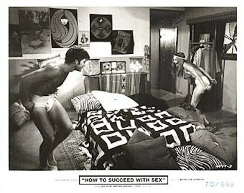 How to Succeed with Sex lobby card