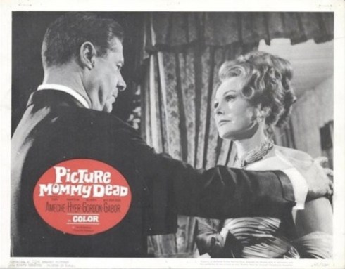 Picture Mommy lobby card Don Ameche Zsa zsa