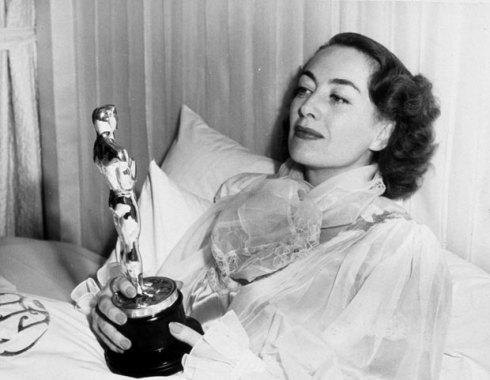 1945 an oscar for joan crawford
