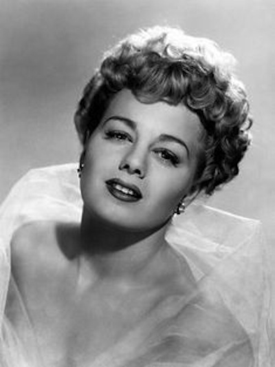 Studio publicity Shelley Winters