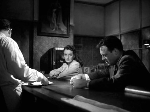 Mary Astor and Van Heflin Act of Violence