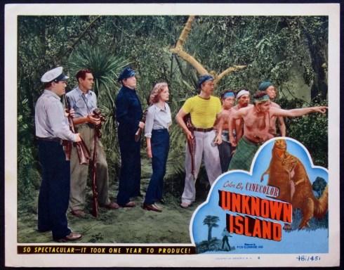 Unknown Island