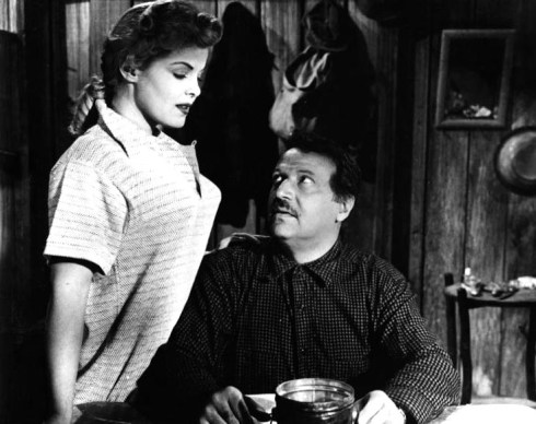 Cleo Moore and Hugo