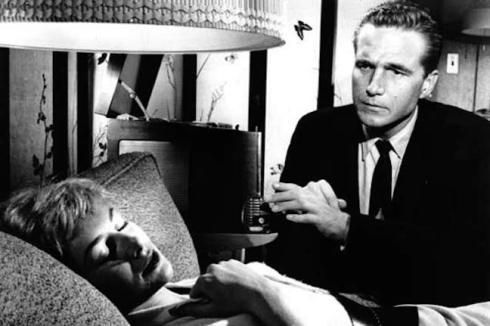 Fright 1956 Nancy Malone & Eric Fleming