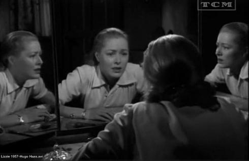 Lizzie 1957 Hugo Haas Eleanor Parker mirror
