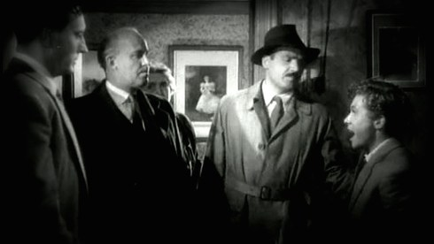The Slasher 1953 Brit noir