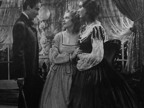 Heather Angel and Valerie Hobson in Mystery of Edwin Drood