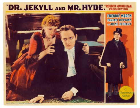 Poster - Dr. Jekyll and Mr. Hyde (1931)_02