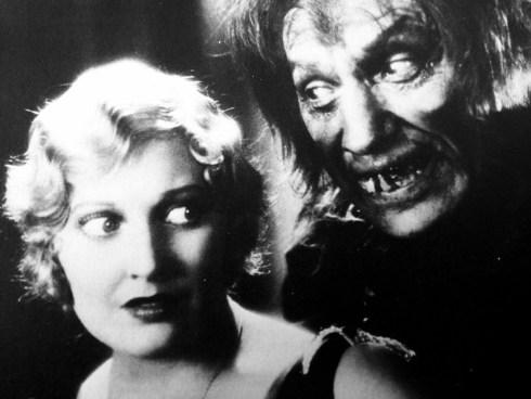thelma todd sheldon lewis seven footprints to satan 1929