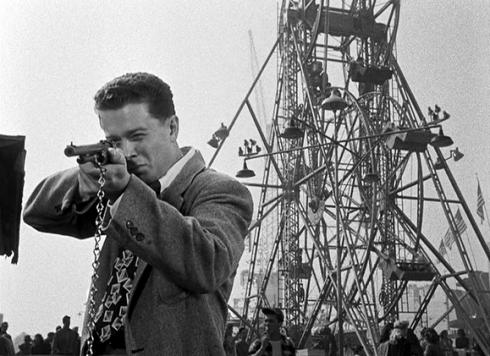Franz in The Sniper 1950