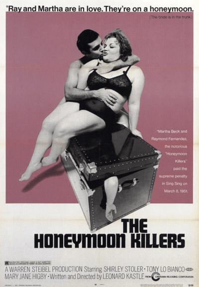 honeymoon killers poster