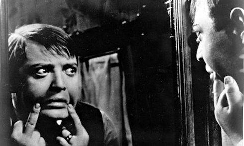 Peter Lorre plays child killer Hans Beckert in director Fritz Lang's M (1931)