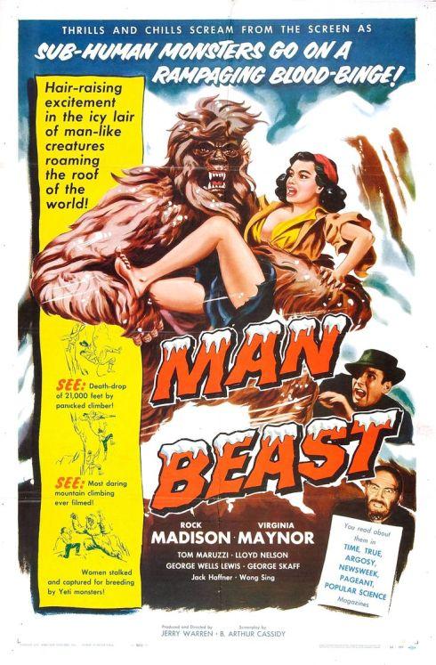 Man Beast 1956