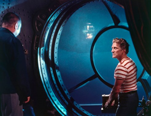 """20000 Leagues Under the Sea"" Kirk Douglas 1954 Walt Disney Productions ** I.V."